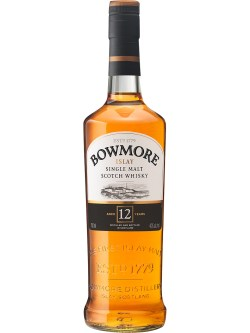 Bowmore 12YO Islay Malt