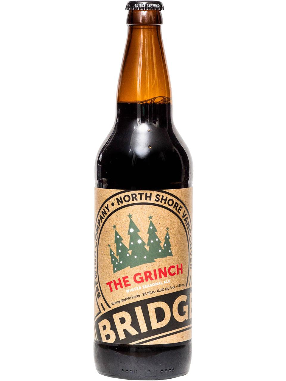 Bridge Brewing The Grinch 650ml Bottle