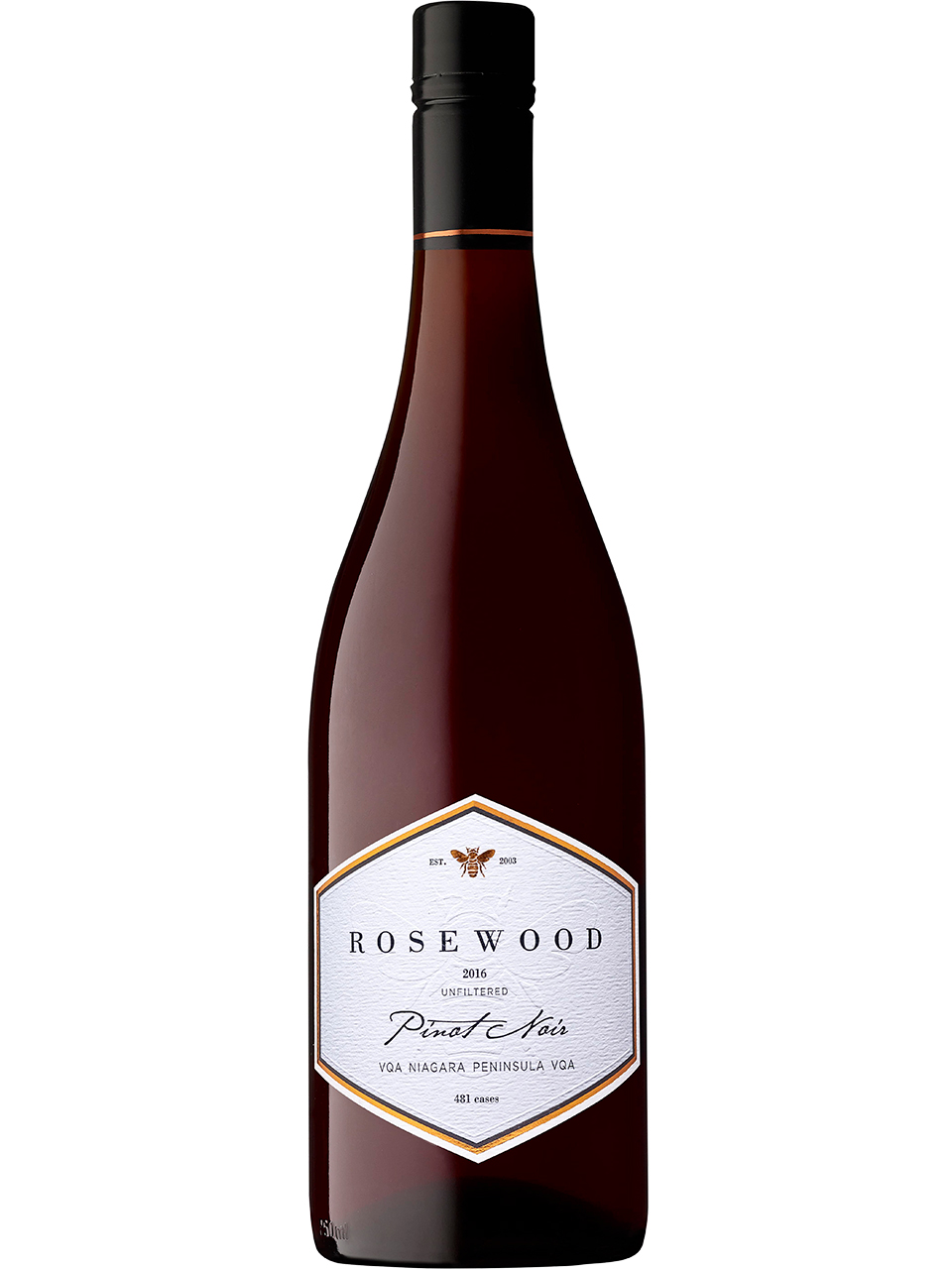 Rosewood Unfiltered Pinot Noir