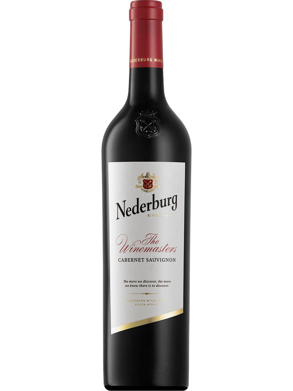 Nederburg The Winemaster's Cabernet Sauvignon