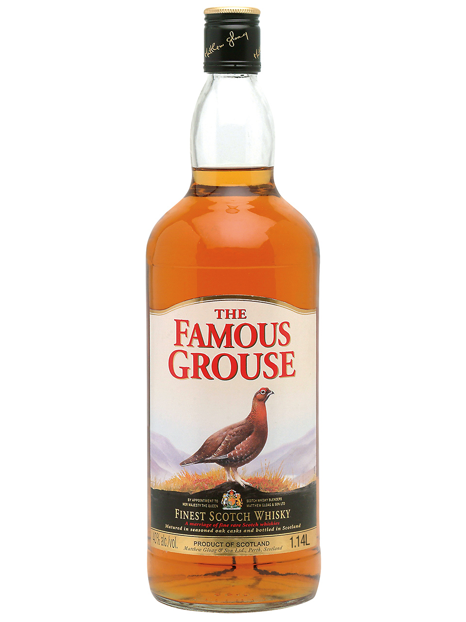 The Famous Grouse Scotch Whisky