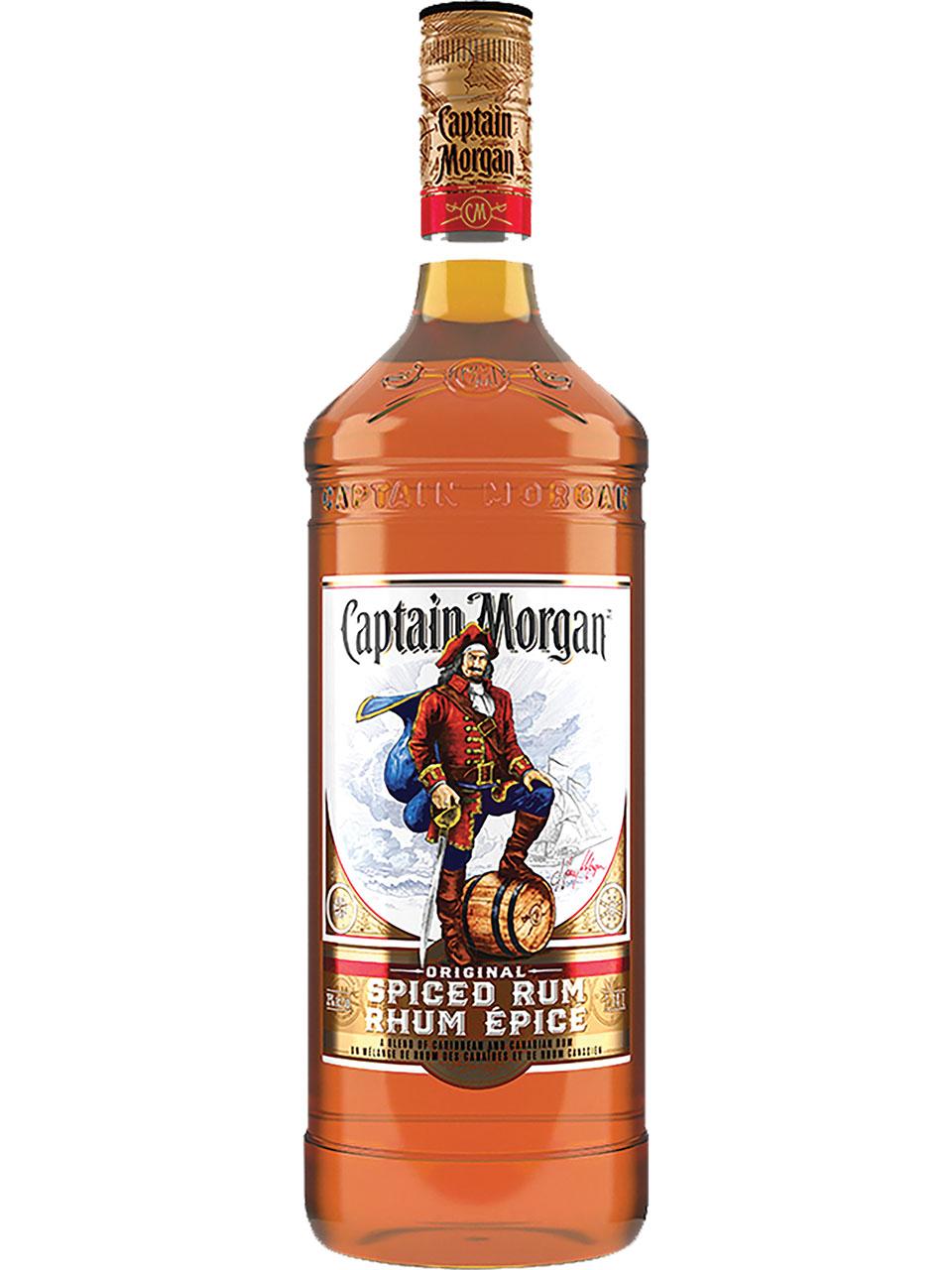 Captain Morgan Original Spiced Rum