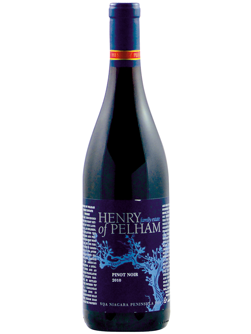 Henry of Pelham Pinot Noir VQA
