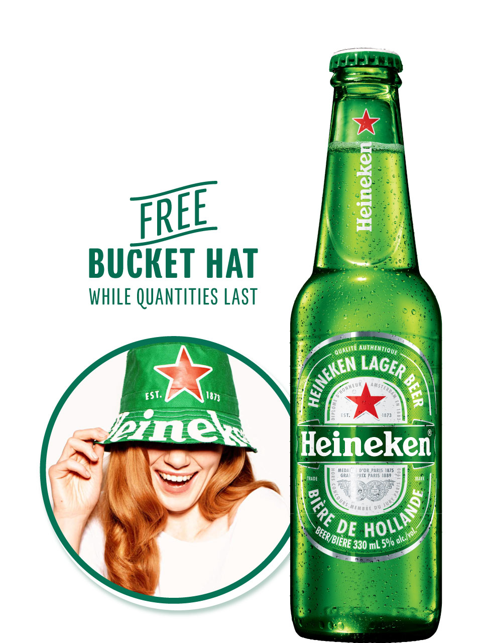 Heineken 12 Pack Bottles