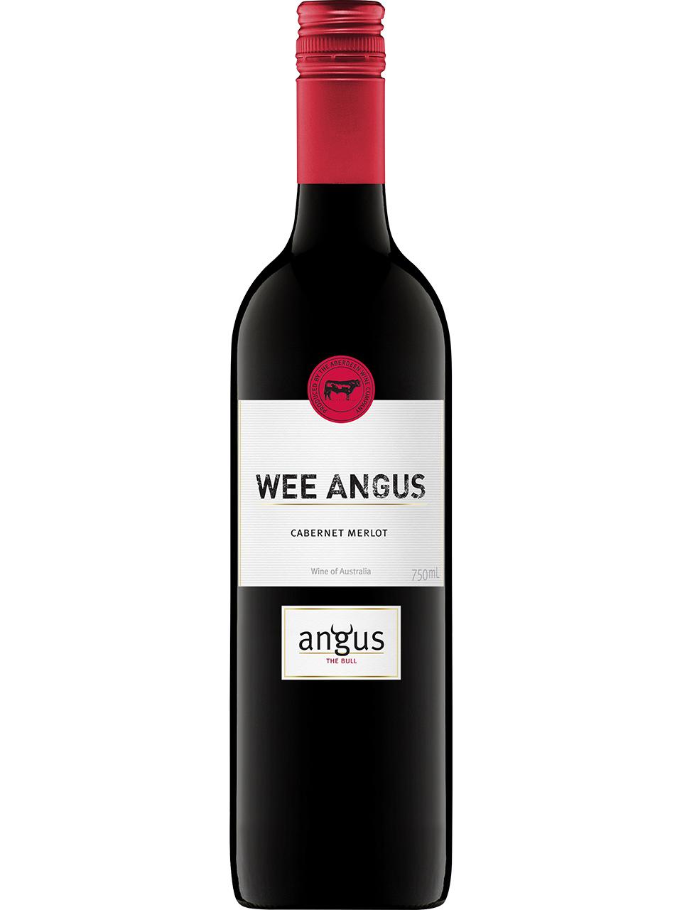 Wee Angus Cabernet Merlot