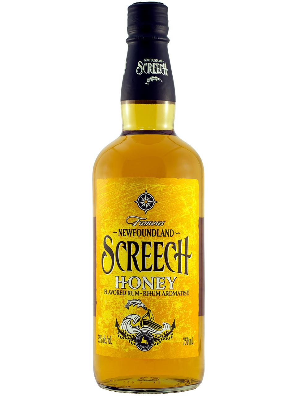 Screech Honey