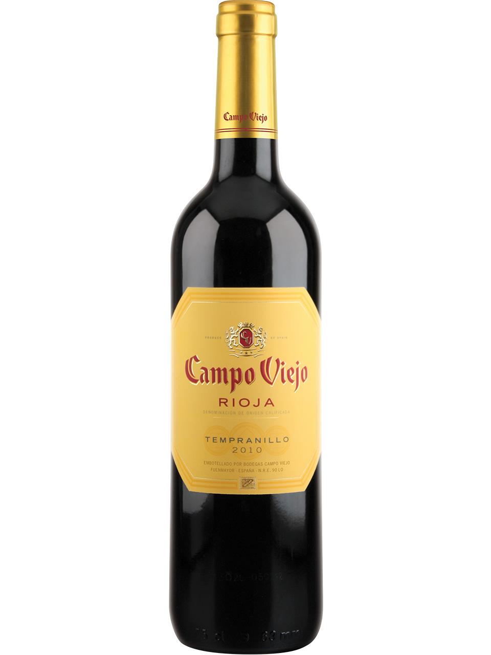 Campo Viejo Rioja Tempranillo