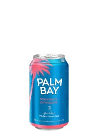 Palm Bay Strawberry Pineapple 6 Pack Cans
