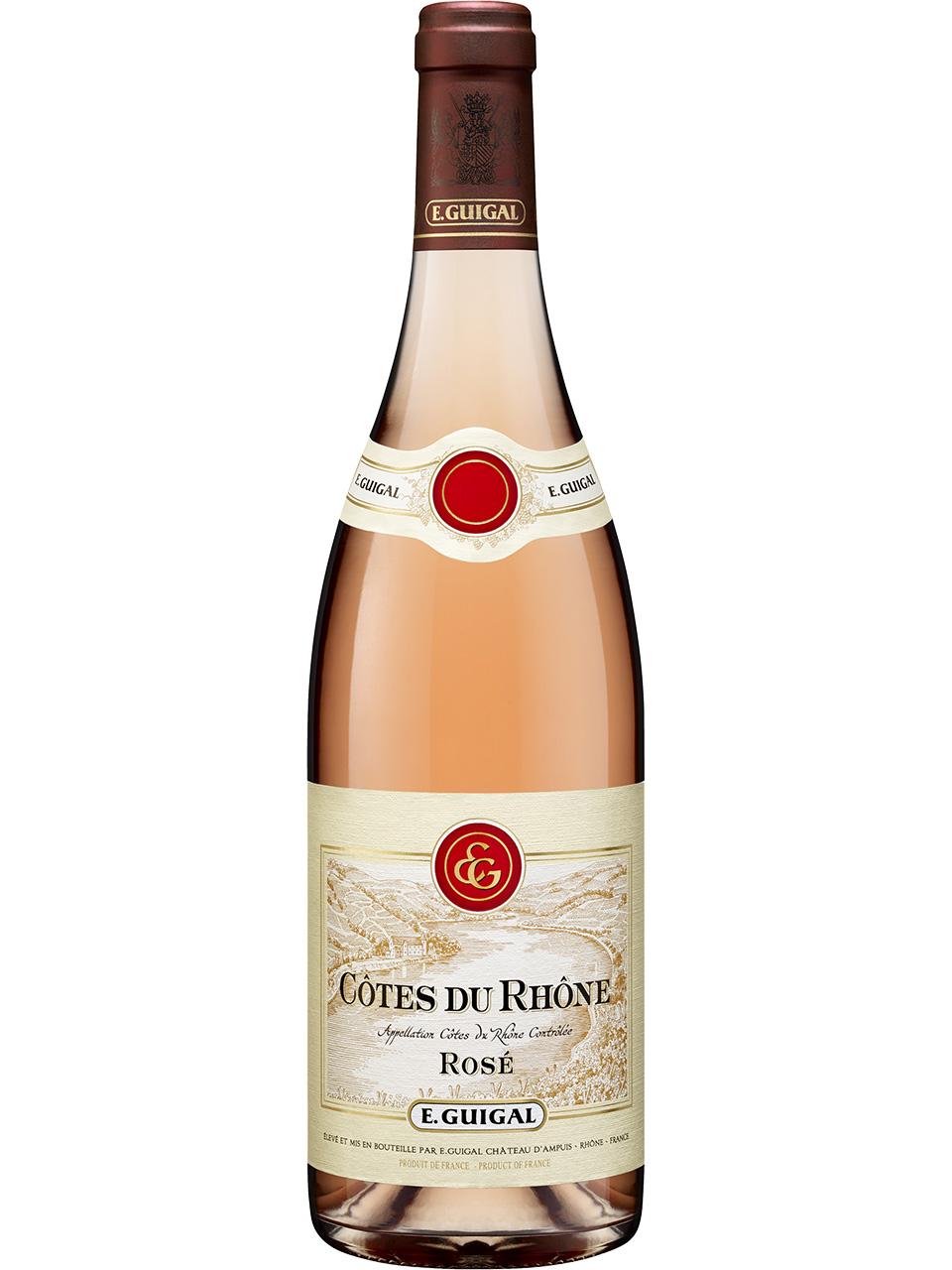 E. Guigal Cotes Du Rhone Rose