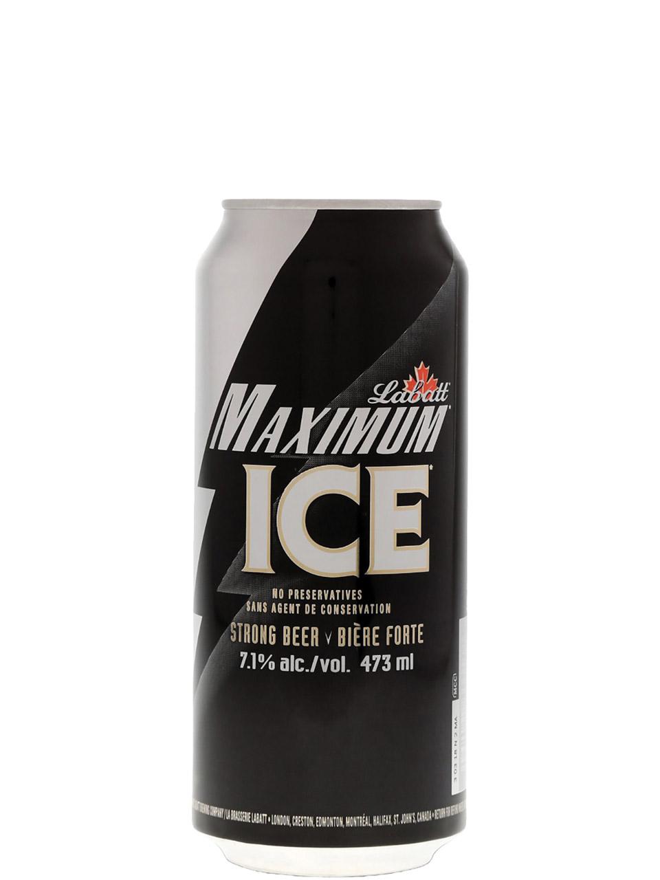Labatt Maximun Ice Can 473ml