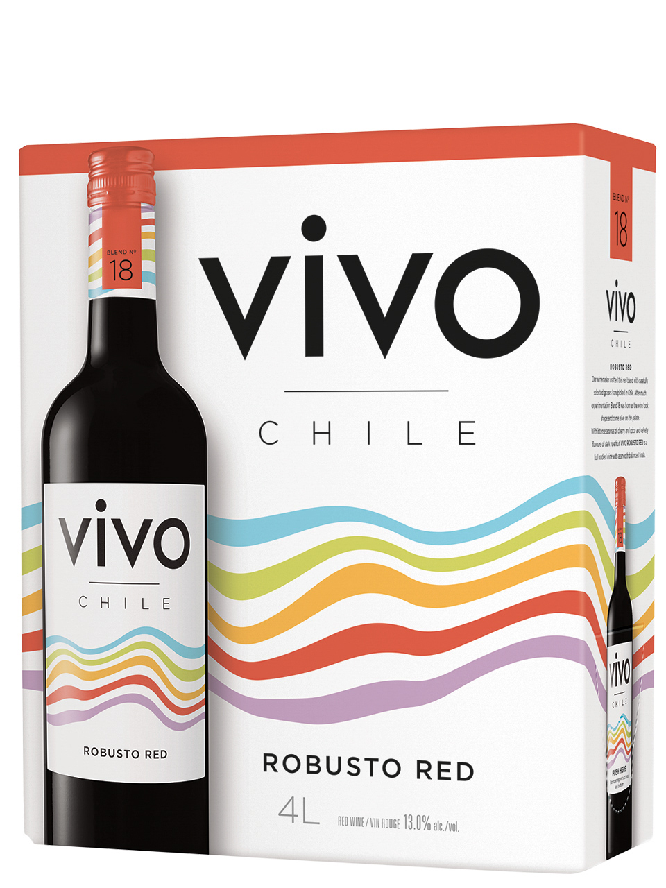 VIVO Rojo