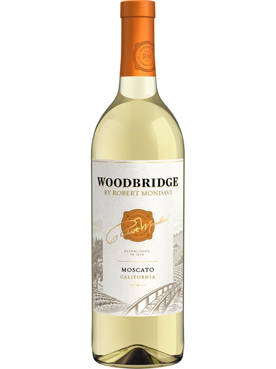 Woodbridge Robert Mondavi Moscato