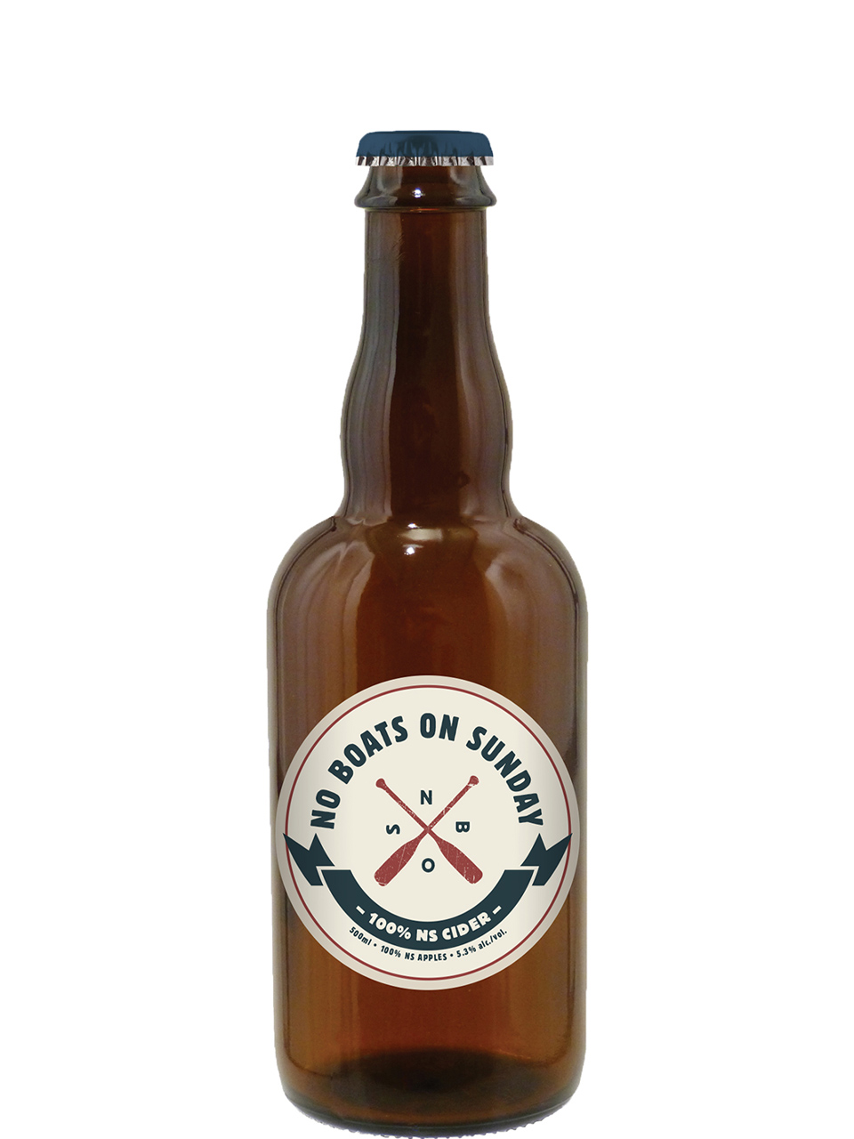 No Boats on Sunday Cider