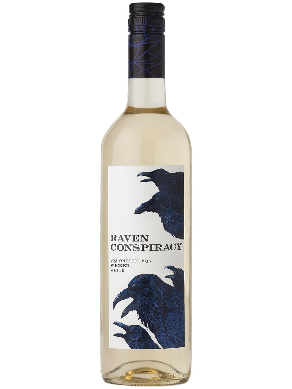 Raven Wicked White