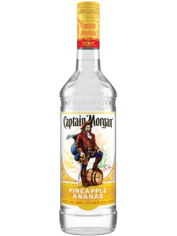 Captain Morgan Pineapple Flavoured Rum