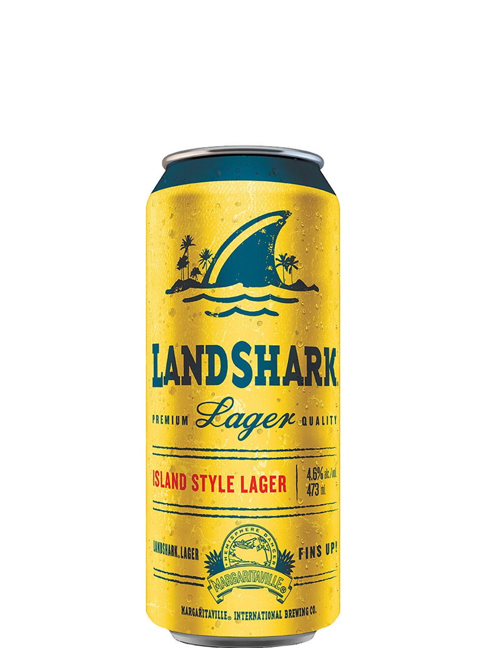 Landshark Premium Lager 473ml Can