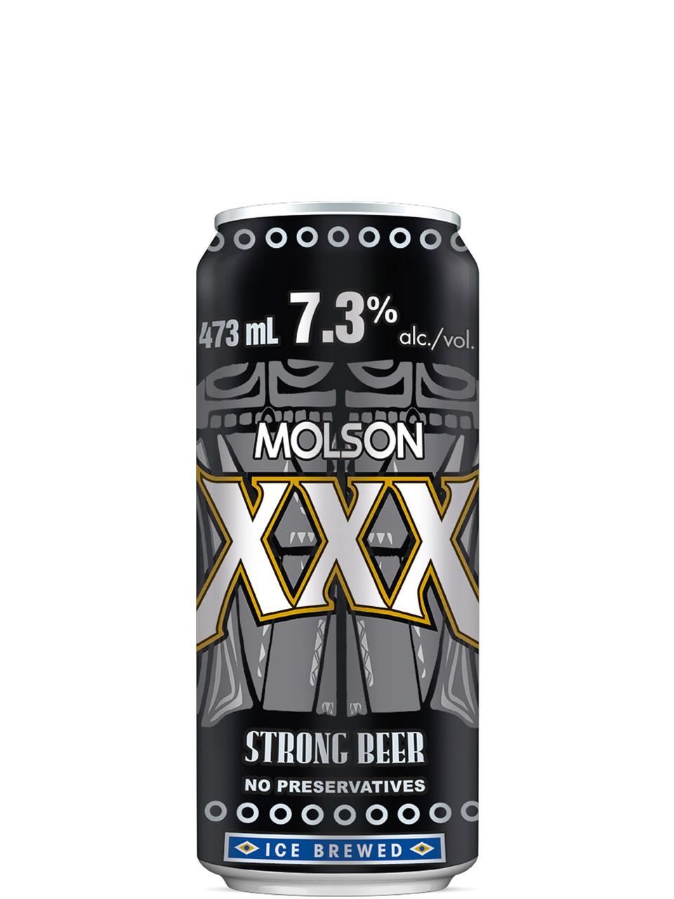 Molson XXX 473ml Can