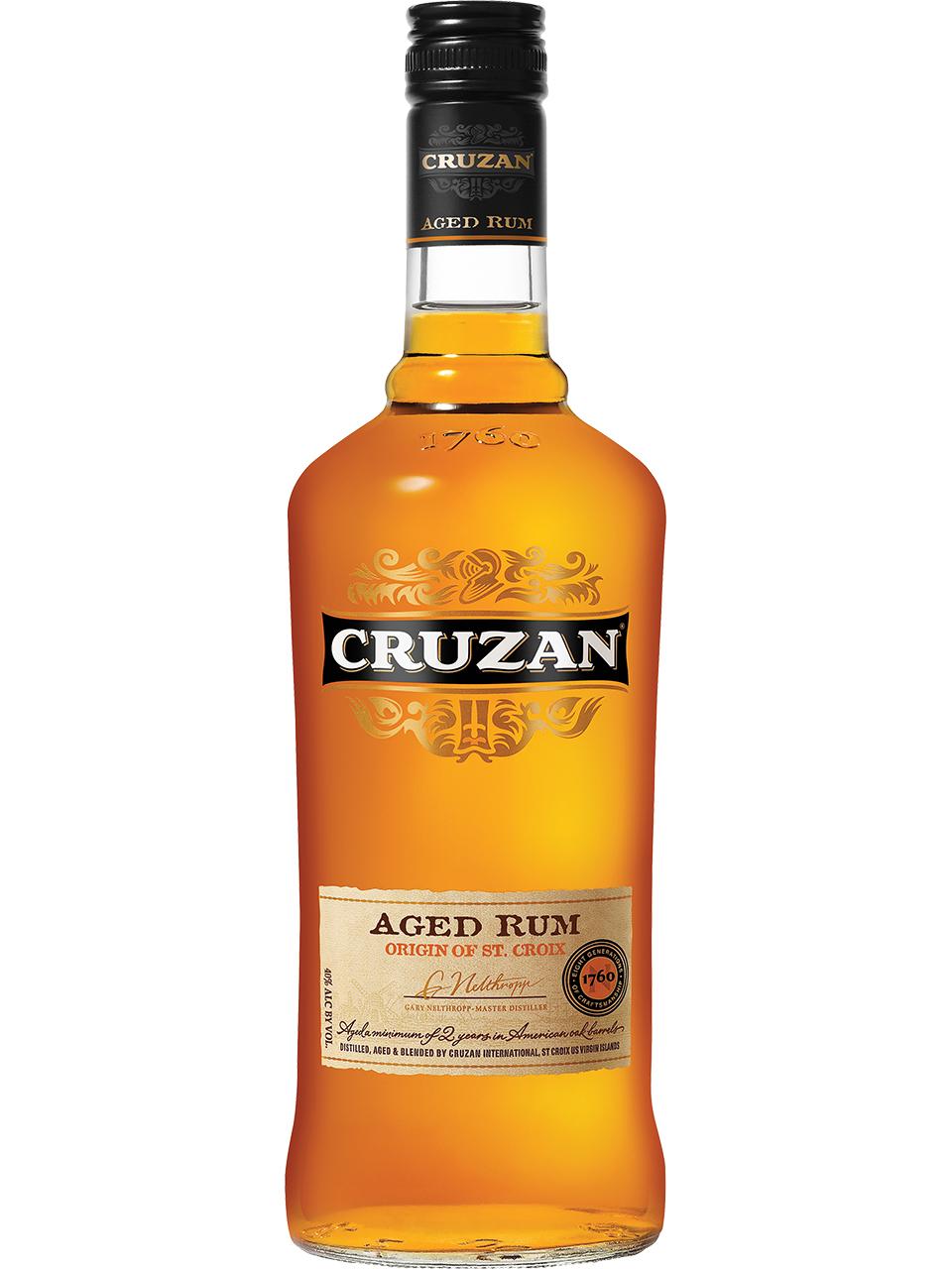 Cruzan Aged Amber Rum