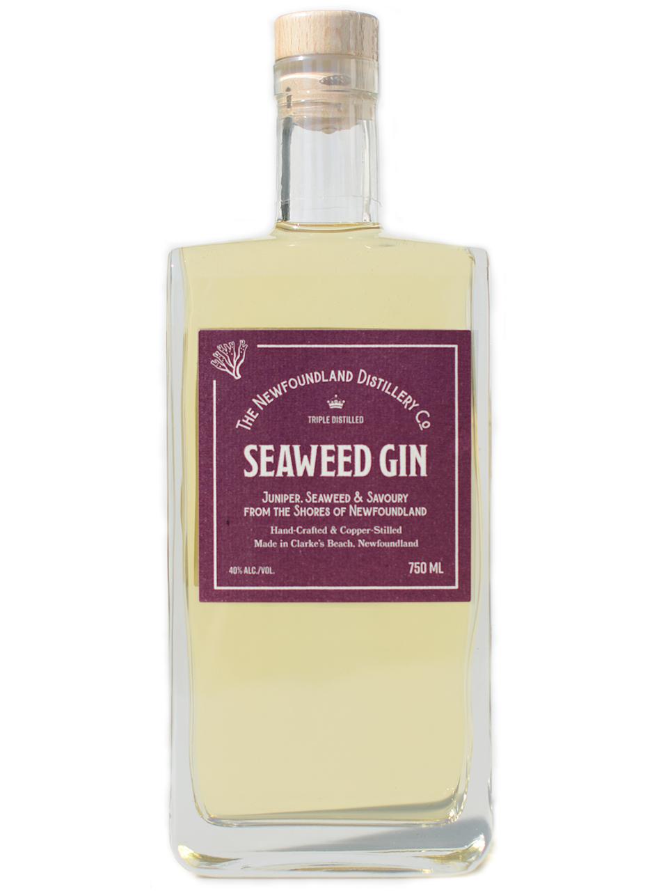 Newfoundland Distillery Co. Seaweed Gin