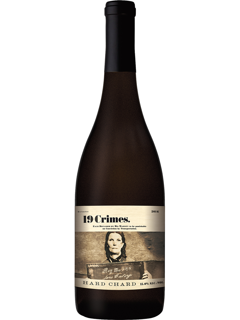 19 Crimes Hard Chard Chardonnay