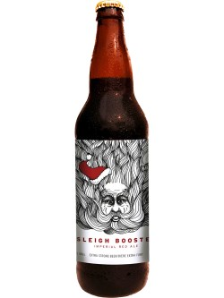 Bridge Brewing Sleigh Booster 650ml Bottle
