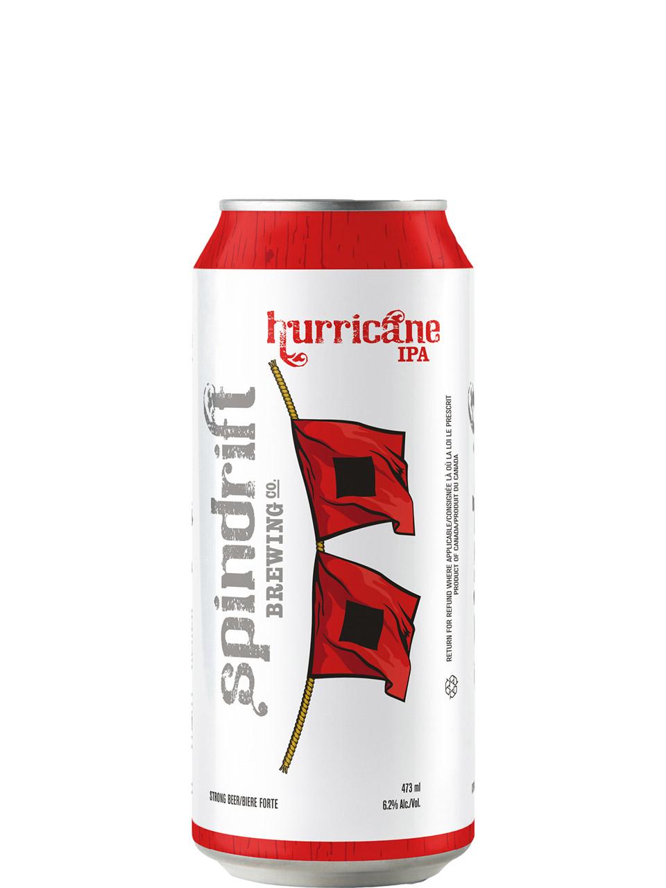 Spindrift Hurricane IPA 473ml Can