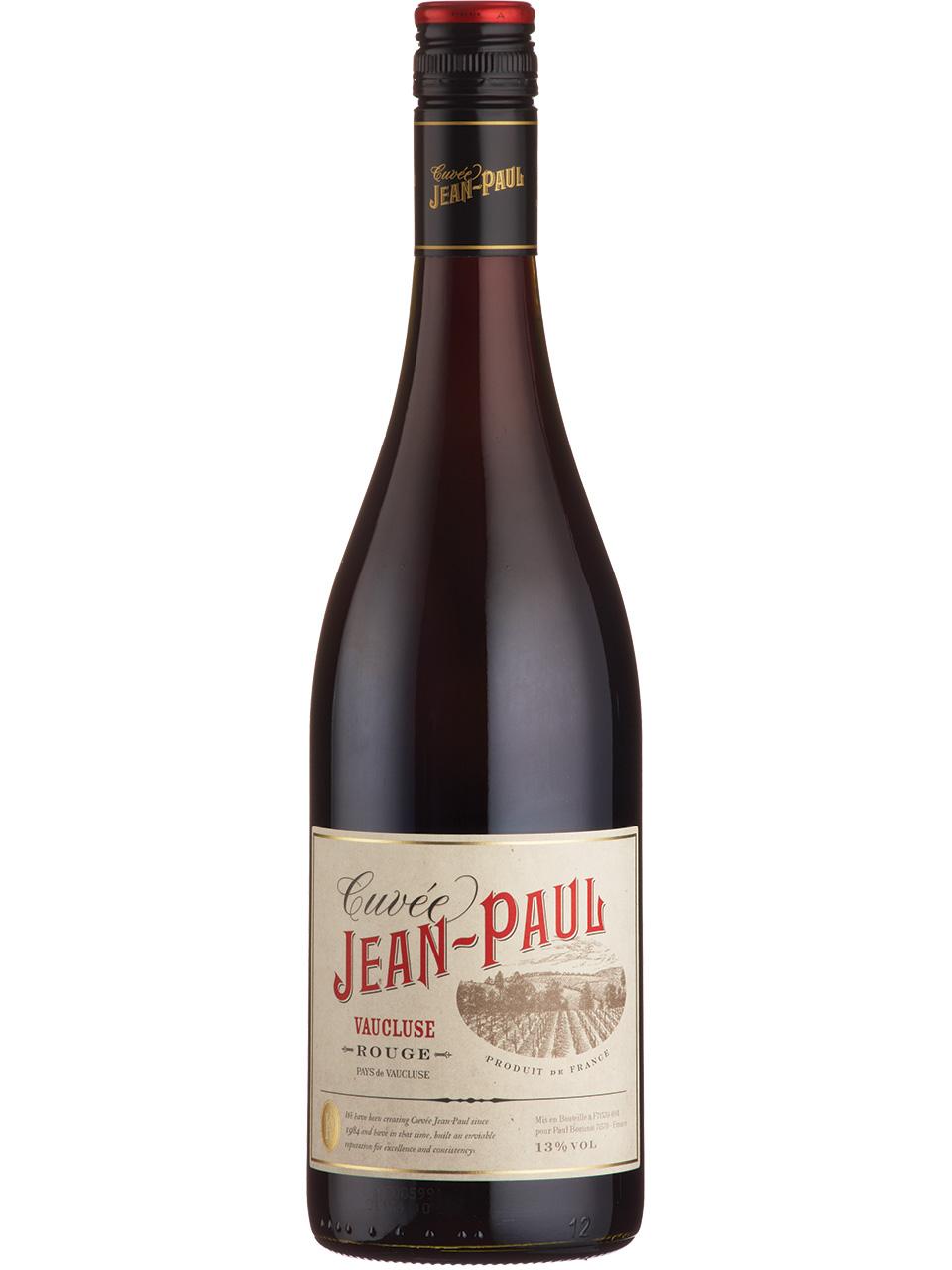 Cuvee Jean Paul Vaucluse Rouge