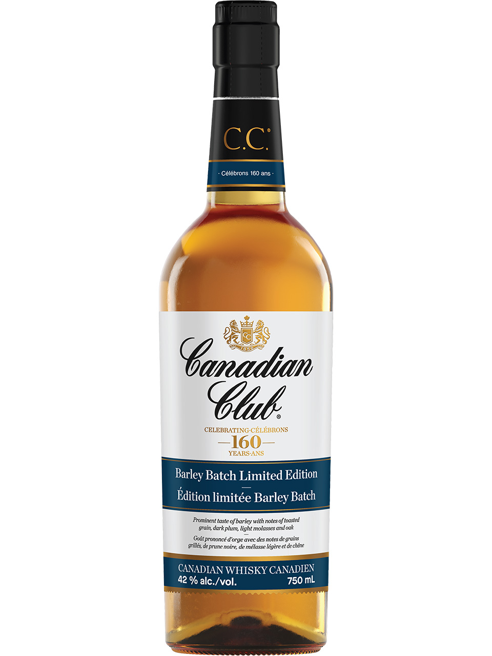 Canadian Club Barley Batch Whisky