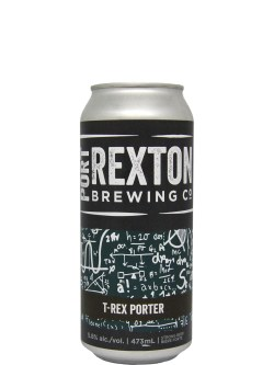Port Rexton T-Rex Porter 473ml Can