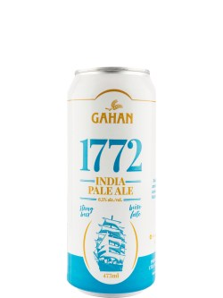 Gahan 1772 IPA 473ml Can
