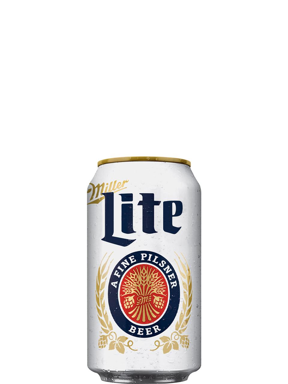 Miller Lite 15 Pack Cans