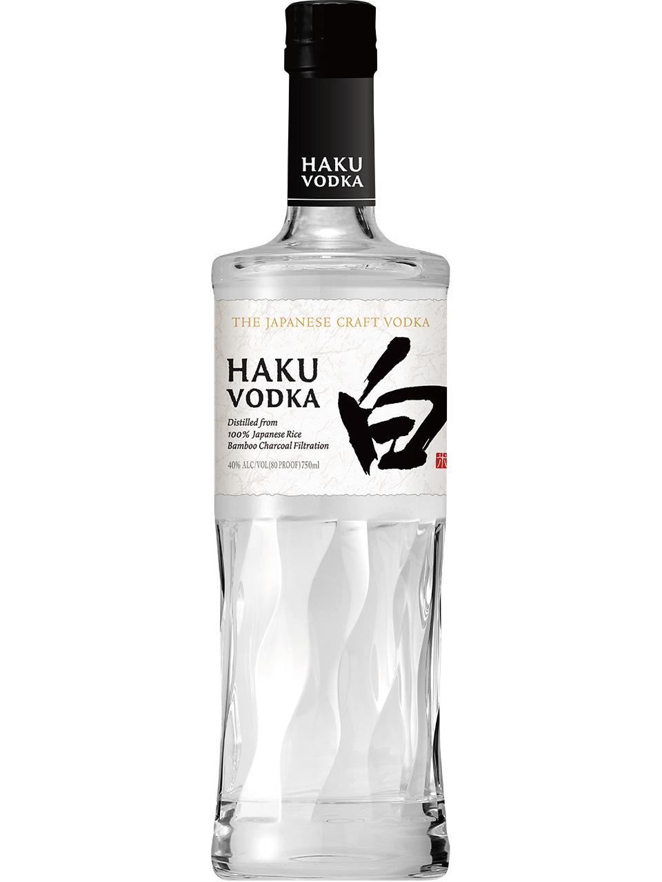 Haku Japanese Vodka