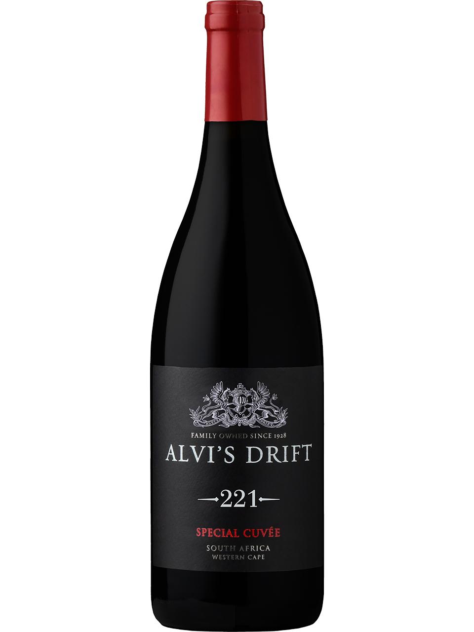 Alvi's Drift 221 Special Cuvee