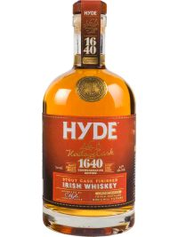 Hyde 1640 Stout Cask Finish Irish Whiskey