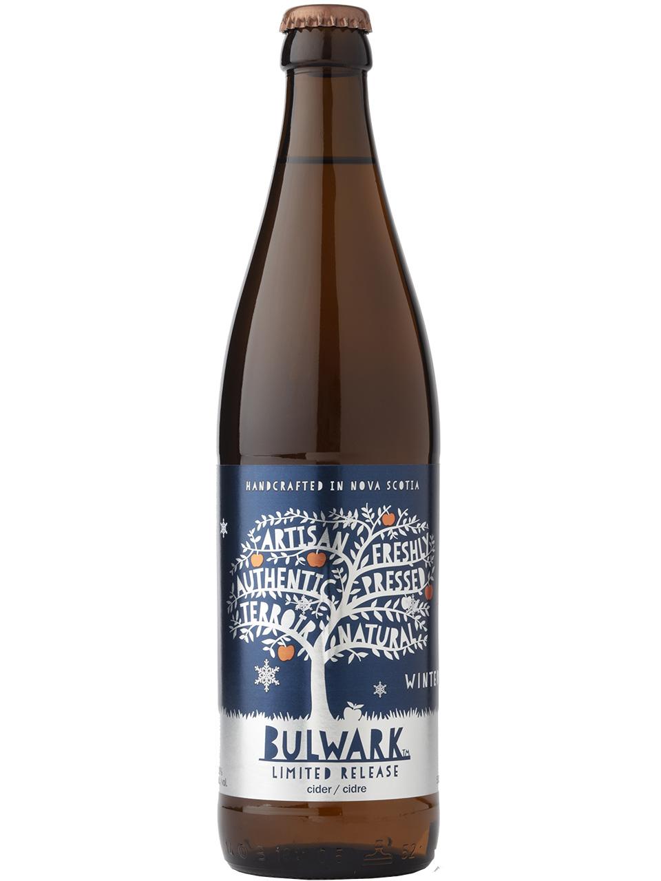 Bulwark Winter Cider 500ml Bottle