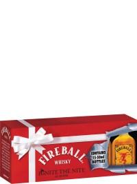 Fireball Cinnamon Whisky Holiday 15 Pack