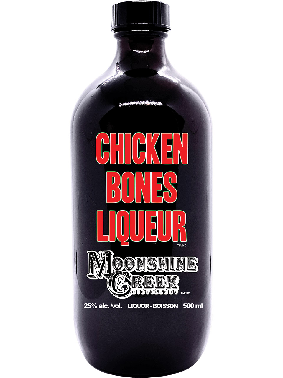 Moonshine Creek Chicken Bones Liqueur