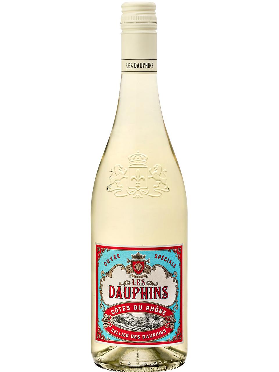 Les Dauphins Côtes du Rhône White