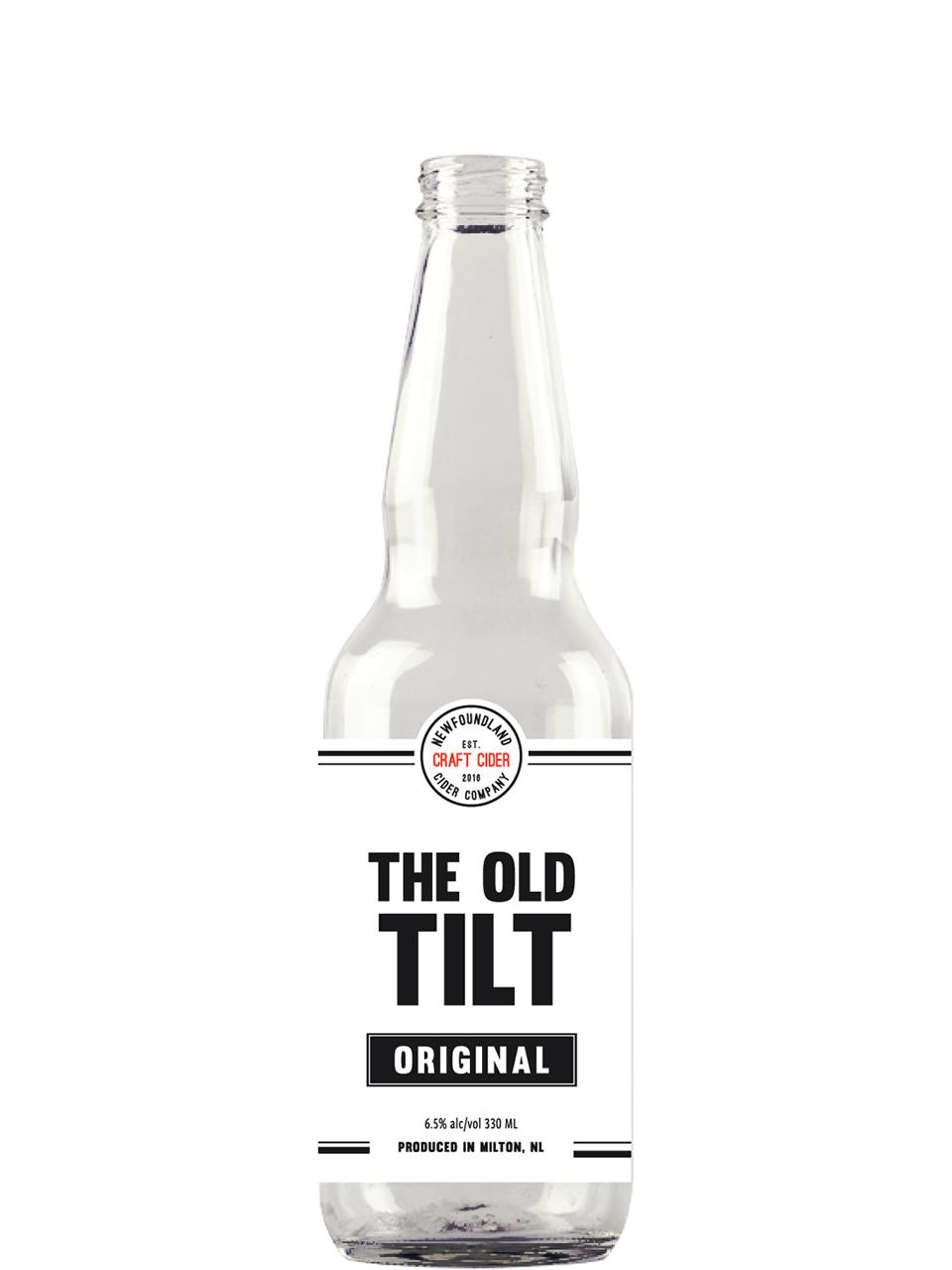 NL Cider Co The Old Tilt Original 330ml
