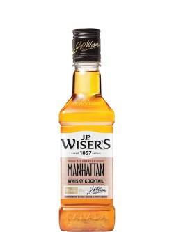 J.P. Wiser's Manhattan Whisky Cocktail