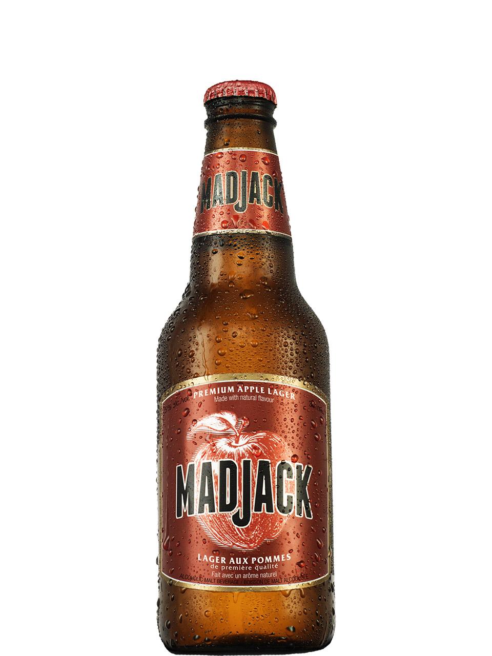Mad Jack Apple 12 Pack Bottles