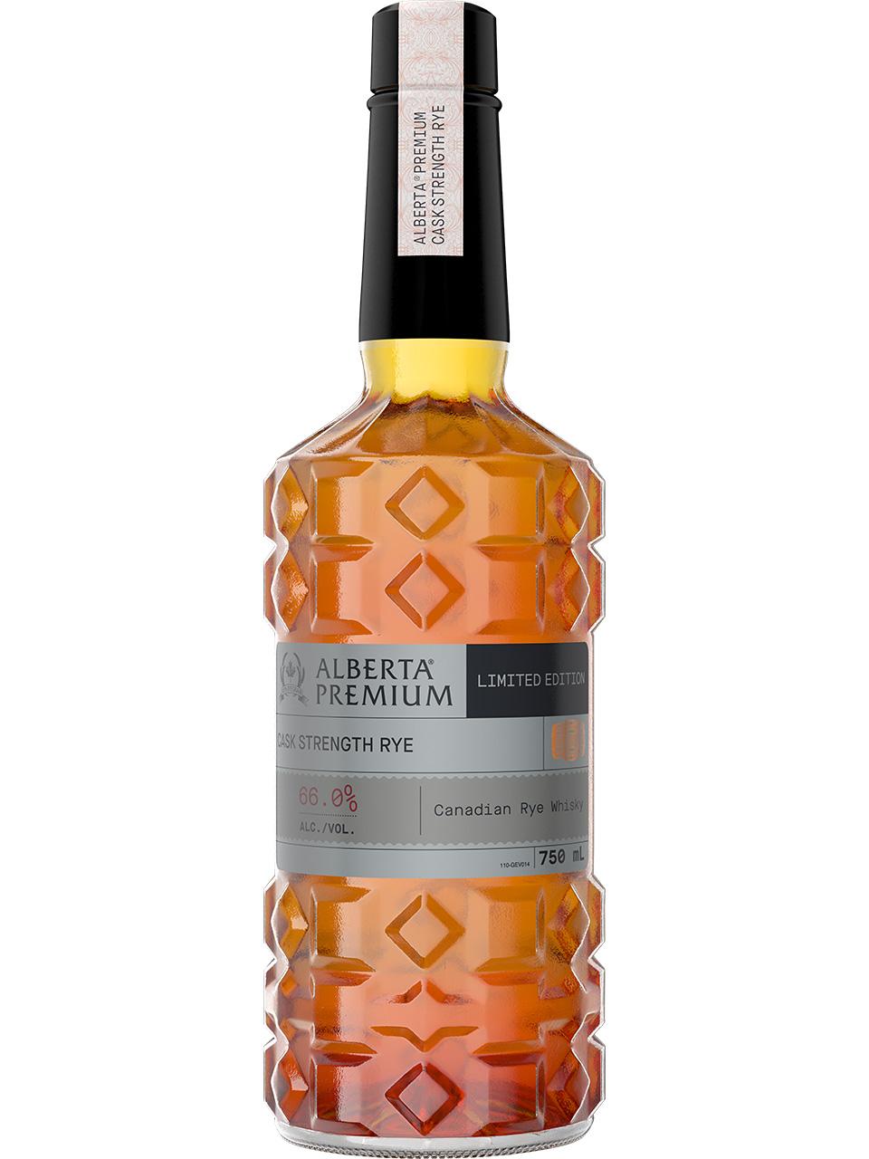 Alberta Premium Cask Strength Whisky