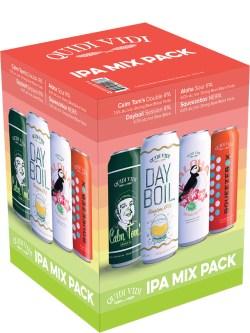 Quidi Vidi IPA Mix Pack 4 Pack Cans
