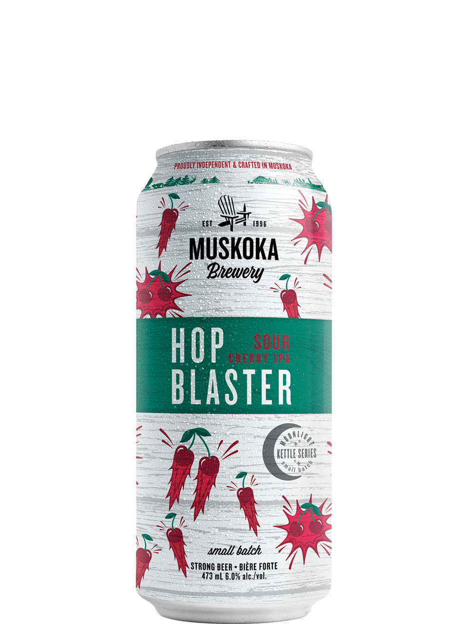 Muskoka Hop Blaster IPA 473ml Can
