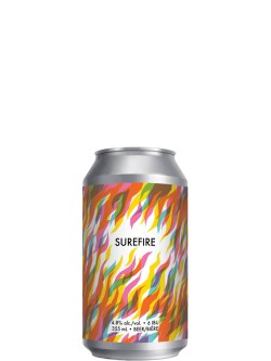 2 Crows Surefire Foedre Aged Sour 355ml Can