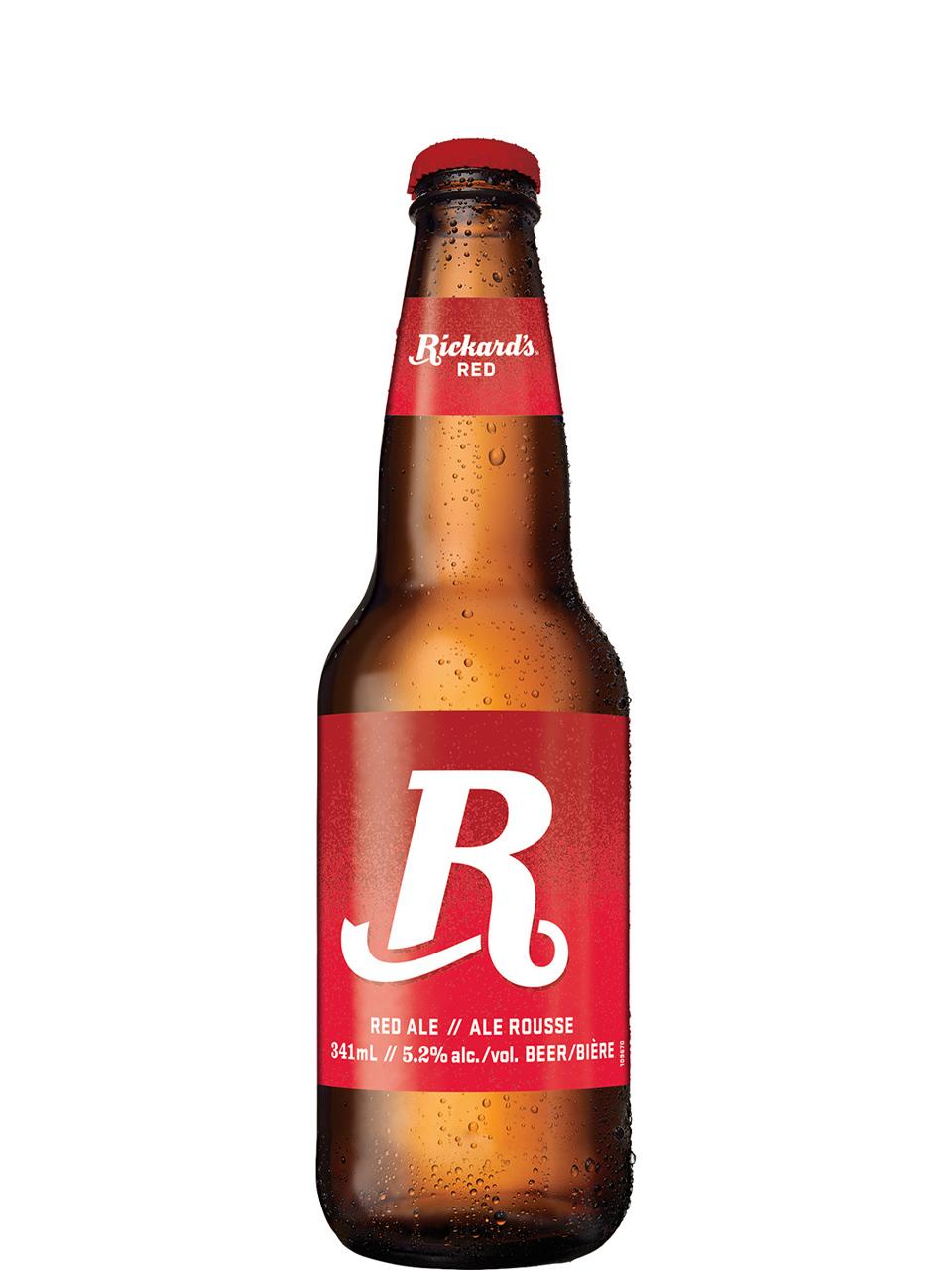 Rickard's Red 6 Pk Bottles