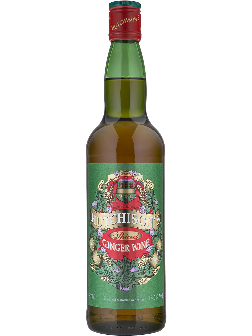 Hutchison's Ginger Wine
