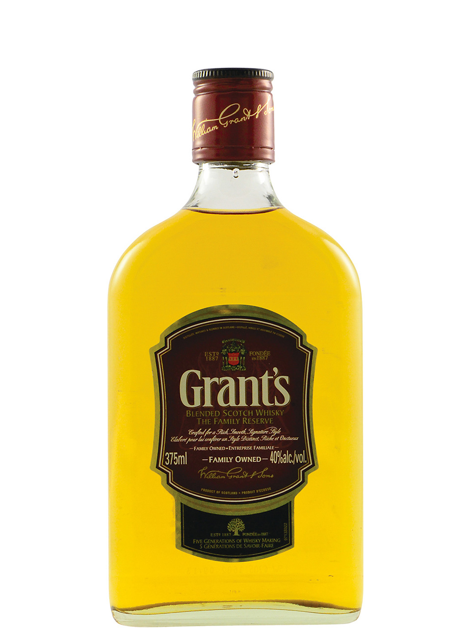 Grant's The Family Reserve Blended Scotch Whisky