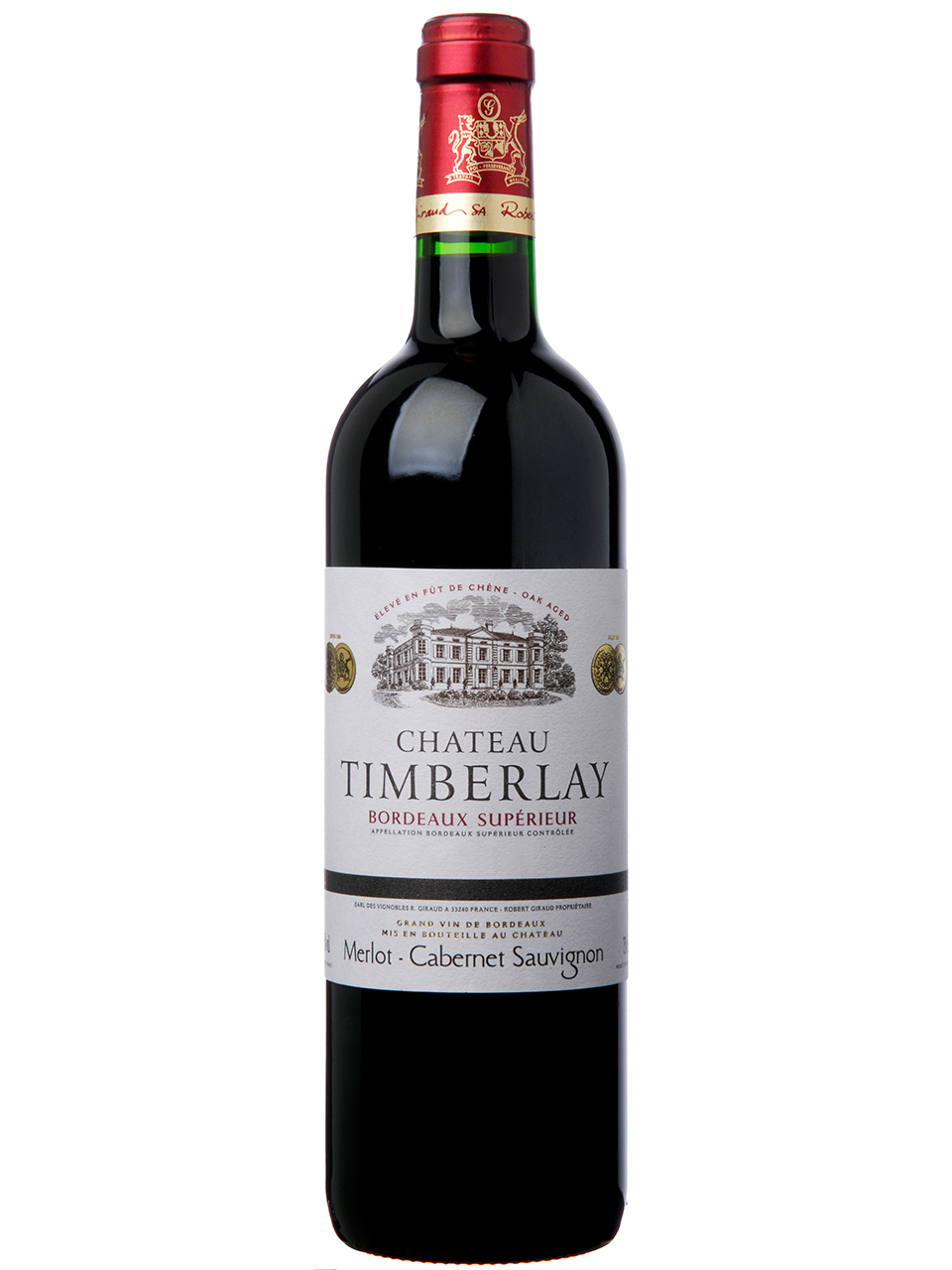 Giraud Chateau Timberlay Bordeaux Superieur Red