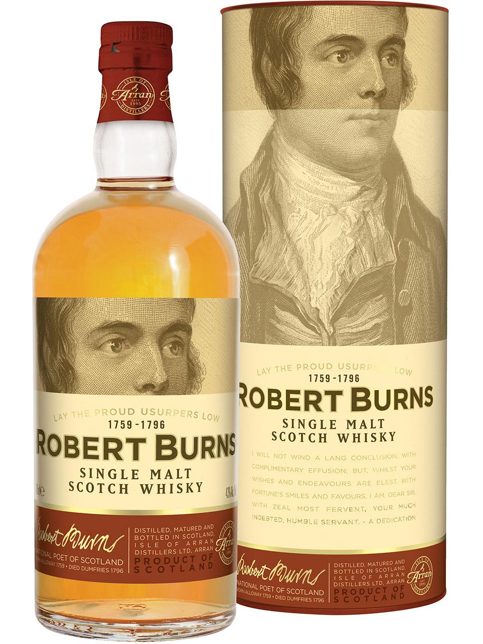 Robert Burns Single Malt Scotch